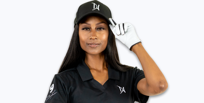 Get Your DH9 Golf Hats, and Polos at Dennis Haysbert's Official Store.